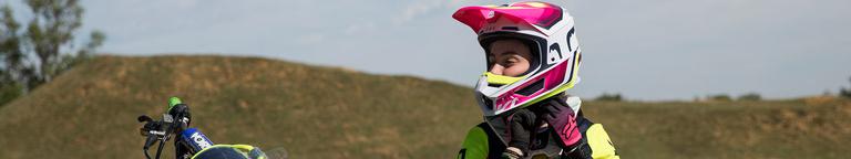 Fox Womens Moto Helmets